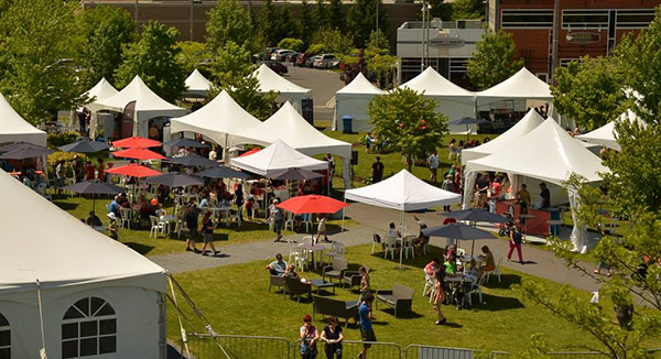 location pour festival et evenement extérieur