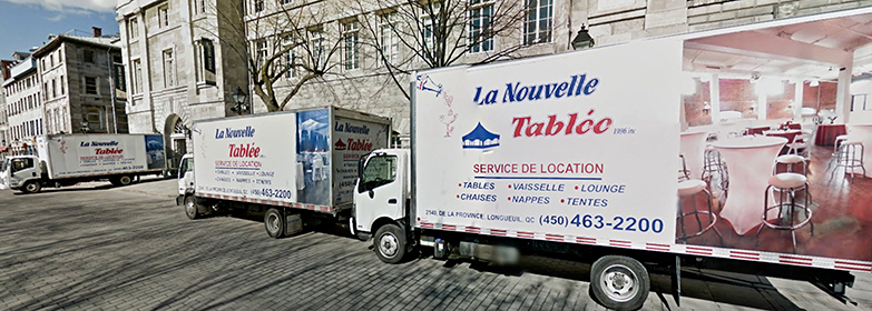 Services de location