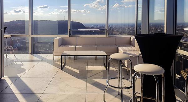 Location de mobilier lounge
