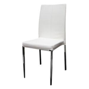 Chaise Caméléon blanche