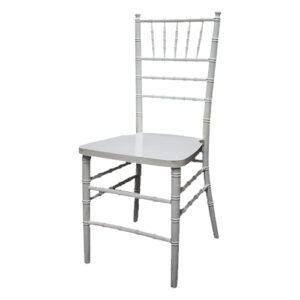 location de Chaise chiavari blanche