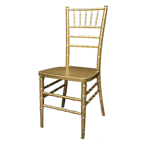 Chaise Chiavari Or