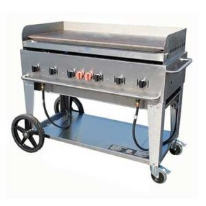 Plaque de cuisson au propane