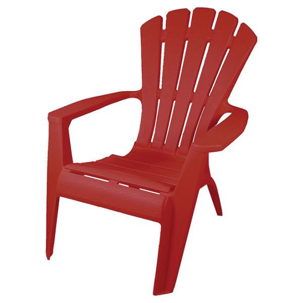Chaise adirondack