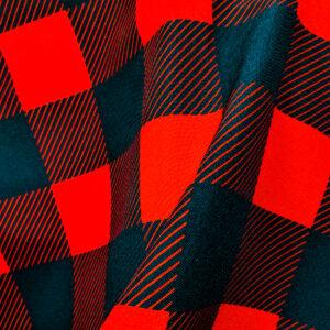 Serviette texture Bûcheron