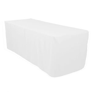 Nappe jupe fitted tablecloth