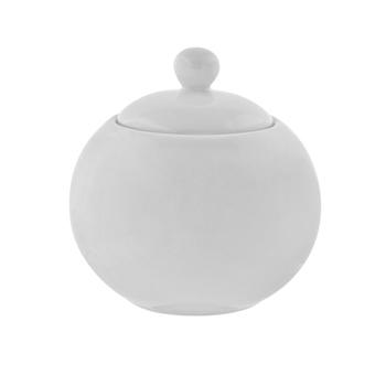 Sucrier de porcelaine