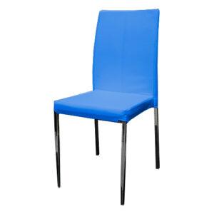 Chaise Caméléon Bleue