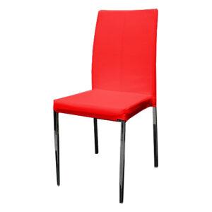 Chaise Caméléon Rouge