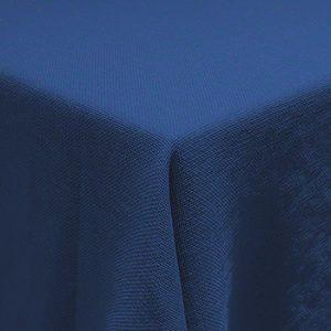 Nappe Jute Bleue