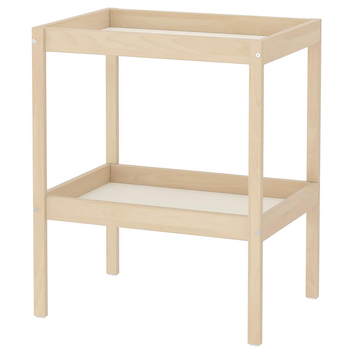 Table à langer